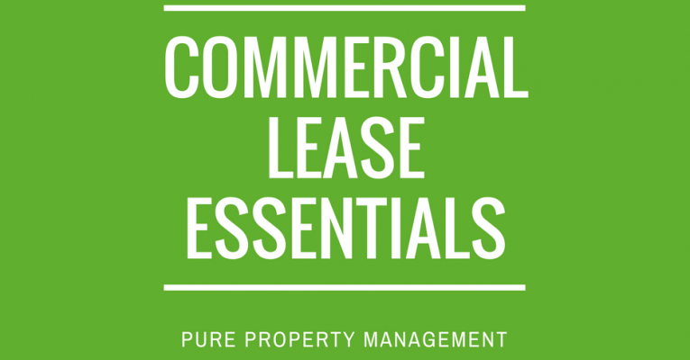 Commercial Lease Essentials