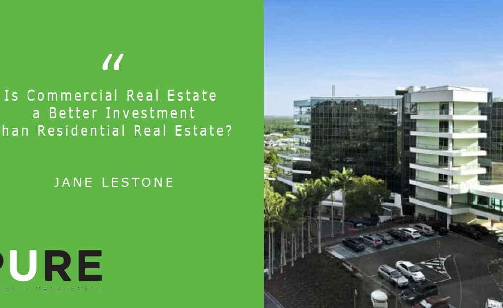Is Commercial Real Estate a Better Investment than Residential Real Estate?