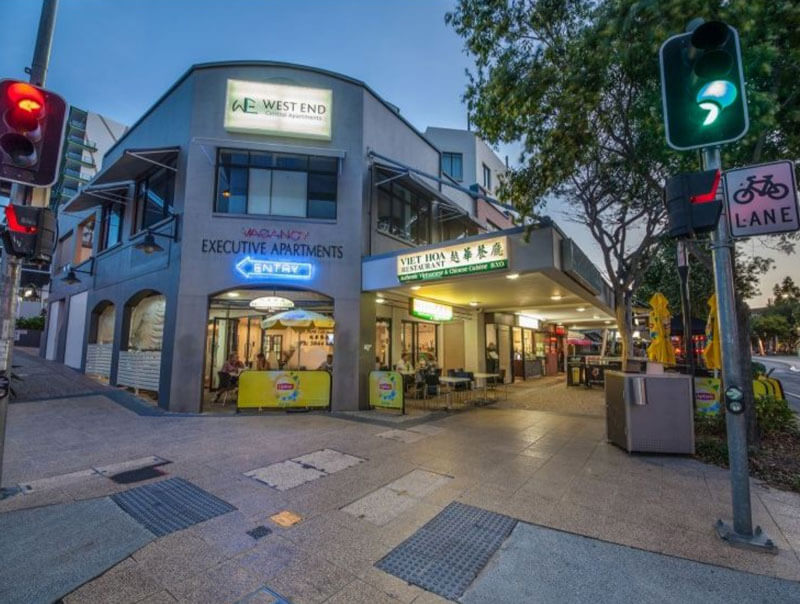 Office Space for Rent | West End Central Commercial, 5/220 Melbourne Street South Brisbane, QLD 4101