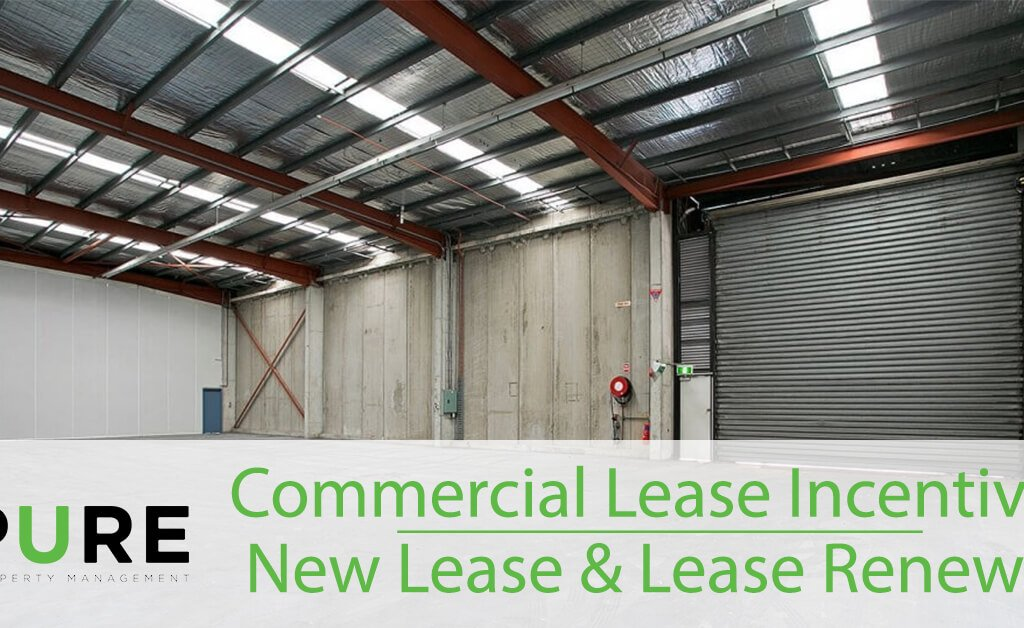Commercial Lease Incentives