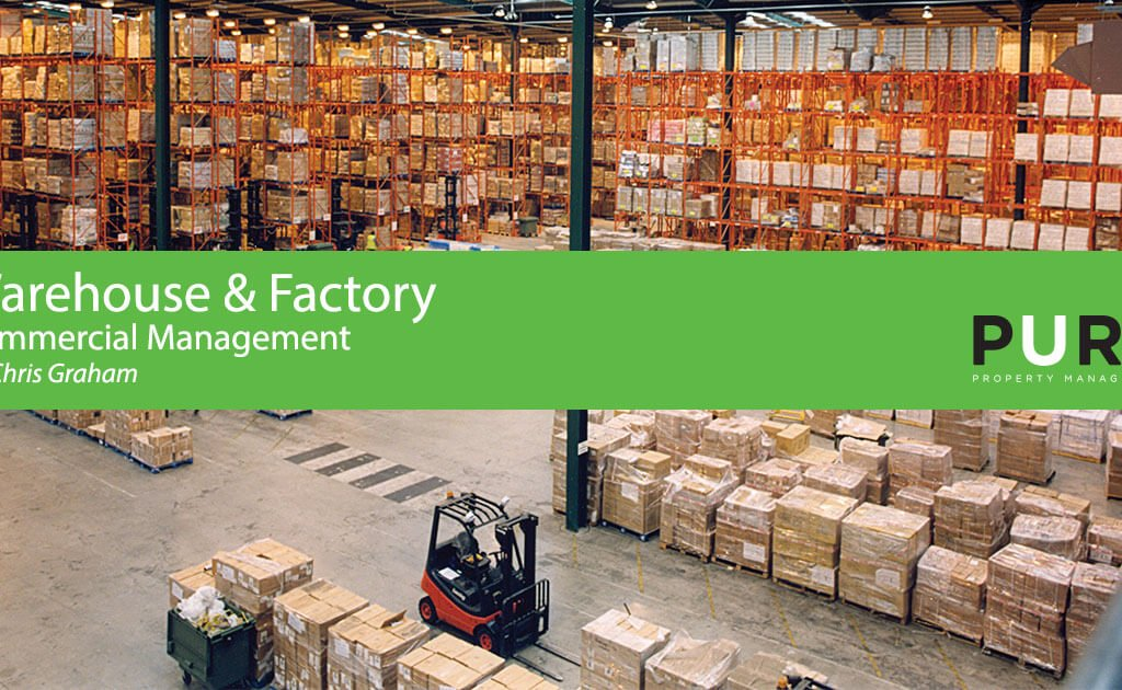 Commercial Management: Warehouse & Factory